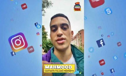 Mahmood trionfa ai 'Kids' Choice Awards 2020: Celebrate Together'