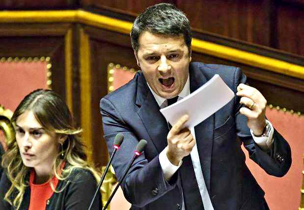 """Renzi: """"Voteremo contro mozioni di sfiducia a Bonafede"""""""