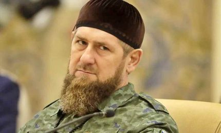 Coronavirus, leader ceceno Kadyrov ricoverato a Mosca