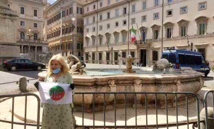 Sandra Milo a Palazzo Chigi, chiede incontro con premier Conte