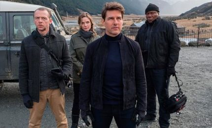Tom Cruise girerà un film sulla stazione spaziale internazionale