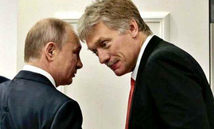 Putin assediato dal coronavirus: positivo anche il suo portavoce