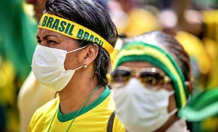 Il Brasile ha superato un milione di contagi di Covid