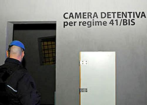 Detenuti 41 bis, divieto illegittimo di scambio oggetti