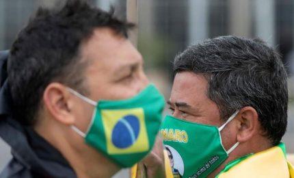 Coronavirus, in Brasile oltre 20mila morti: è il terzo paese