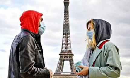 Incubo Covid in Francia, 13.072 nuovi contagi e 43 morti in 24 ore