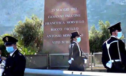 Mattarella: esempio Falcone e Borsellino ha fatto crescere lotta mafia