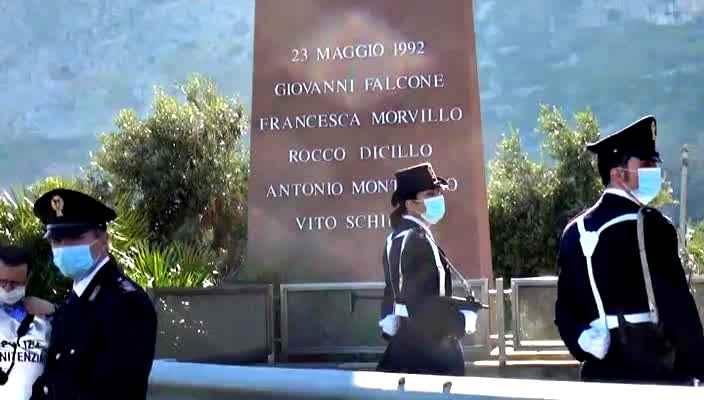 La polizia di Stato ricorda agenti di scorta caduti 28 anni fa