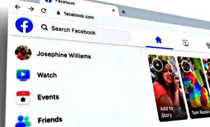 Facebook cambia volto, più facile e veloce