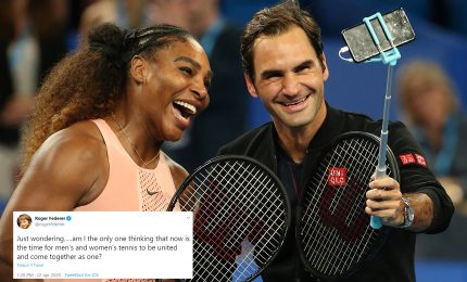 Forbes: Federer atleta più pagato, prima volta di un tennista