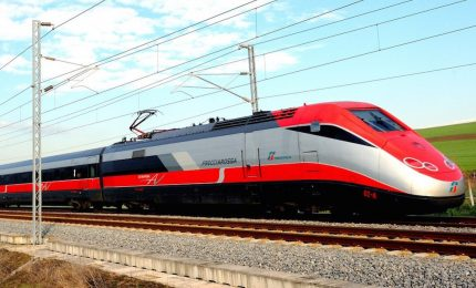 Trenitalia, dal 3 giugno Torino-Reggio Calabria in Frecciarossa