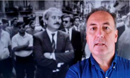 Gentile: foto di Falcone e Borsellino è un messaggio di speranza