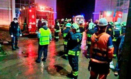 A Mosca incendio in ospedale Covid, morta una persona