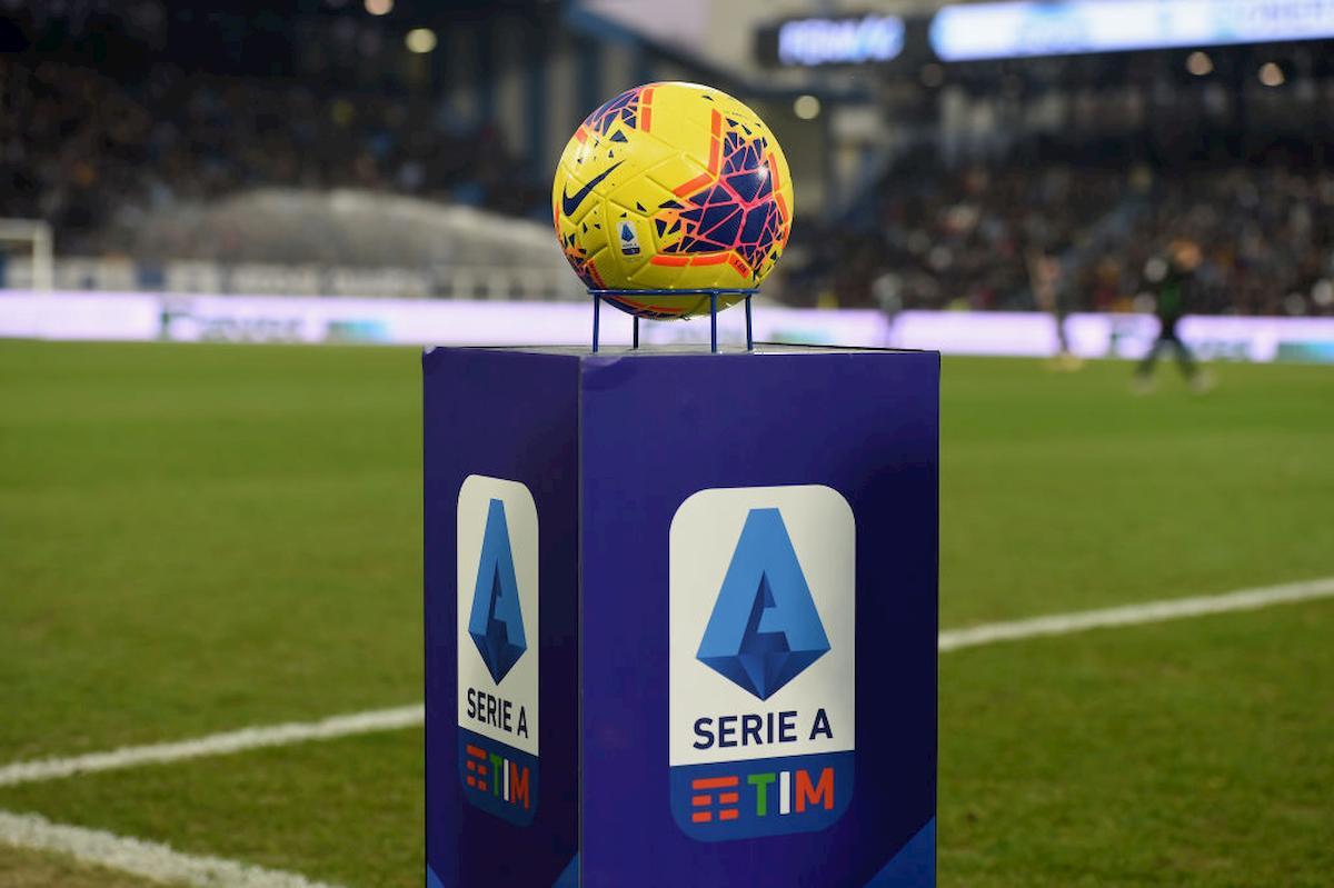 Milan-Atalanta venerdì 24 Inter-Napoli il 28 alle 21.45