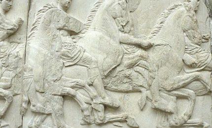 Grecia reclama al Regno Unito restituzione marmi del Partenone