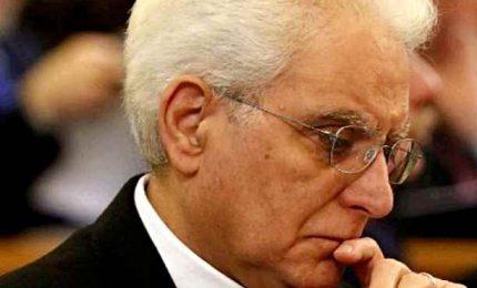 Crisi di governo, Mattarella a Conte: uscire rapidamente da incertezza