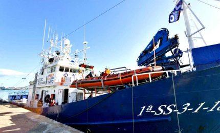 Nave Aita Mari sottoposta a fermo dalla Guardia Costiera