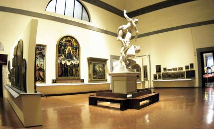 Meraviglie della Galleria dell'Accademia Firenze in gigapixel