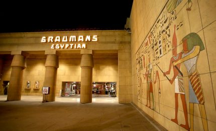 Netflix acquista lo storico Egyptian Theatre a Hollywood