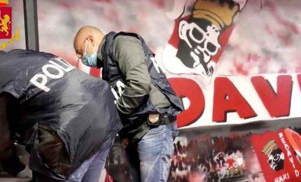 Perquisizioni per la rissa tra ultras Lecce e Bari in autostrada