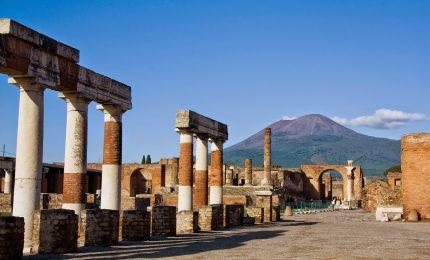 Rilanciare il turismo, in Campania riapre Pompei