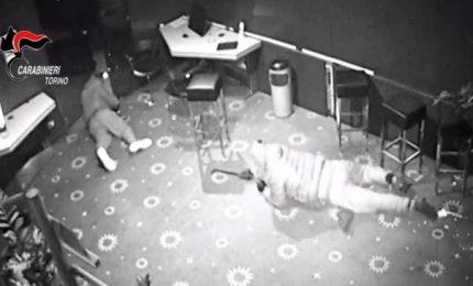 """Torino, presa la """"banda del buco"""": il terrore delle sale slot"""
