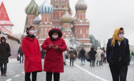 Coronavirus, in Russia numero decessi supera quota 5mila