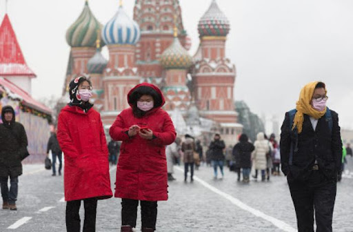 Coronavirus, Russia: 10.598 nuovi casi, totale sale a 262.843