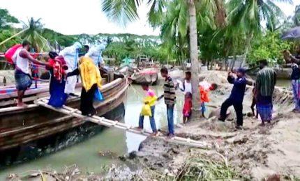 Migliaia di sfollati in India e Bangladesh per il ciclone Amphan