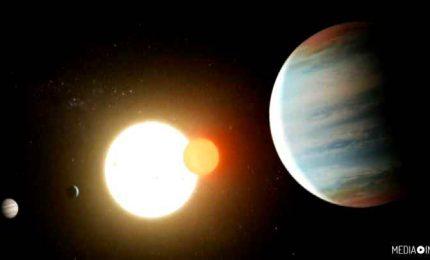L'Inaf individua un tris di esopianeti con super Terra