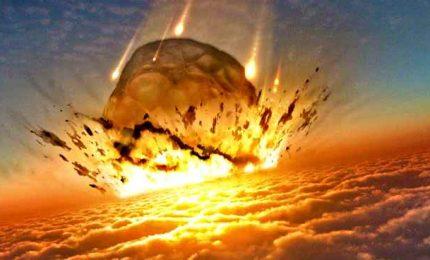 L'angolo di impatto dell'asteroide non ha dato scampo ai dinosauri