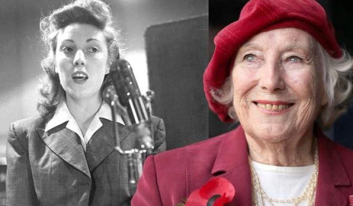 Addio Vera Lynn, la cantante più amata dai soldati di sua maestà
