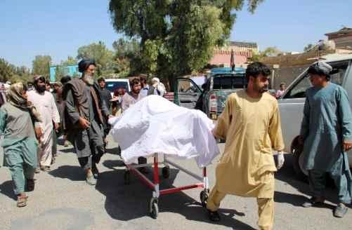 Afghanistan: bombe in un mercato di Sangin, 23 morti
