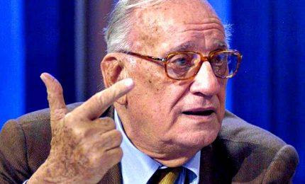 È morto Alfredo Biondi, più volte ministro e già vicepresidente della Camera