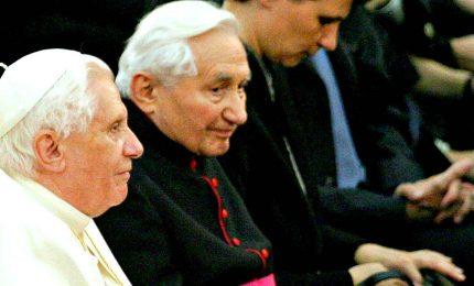 Benedetto XVI in Germania in visita al fratello ammalato
