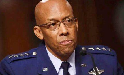 Usa, Brown primo afroamericano a capo stato maggiore Air Force