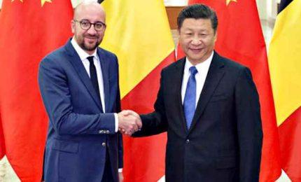 Vertice Ue-Cina, cooperazione necessaria ma resta difficile
