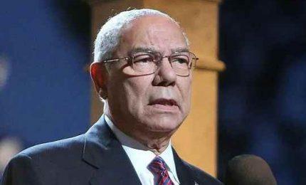Presidenziali Usa 2020, Colin Powell: voterò per Biden