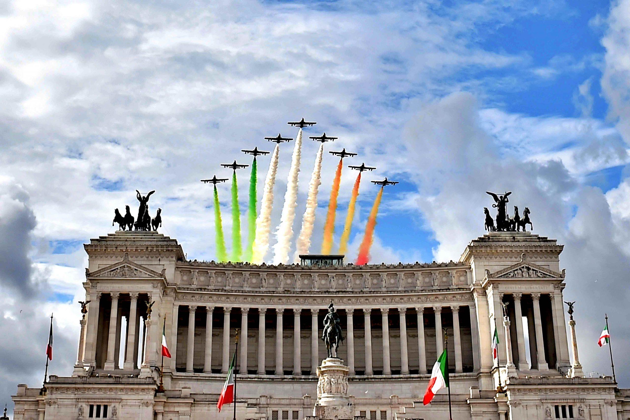 Festa della Repubblica, ripartire da una nuova resistenza contro chi vuole annientare la libertà umana