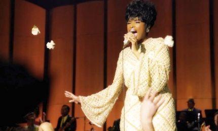 """Respect"", Jennifer Hudson è la regina del soul Aretha Franklin"