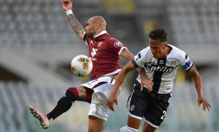 Torino-Parma 1-1: Kucka replica a Nkoulou nel primo tempo