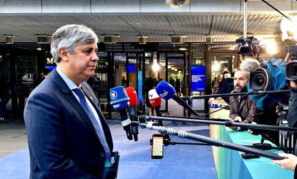 Fulmine a ciel sereno all'Eurogruppo, Centeno lascia presidenza