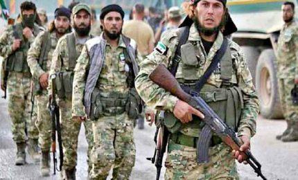 "Ong: 400 mercenari siriani inviati in Libia ""entrati"" in Italia"