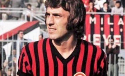 E' morto Pierino Prati, ex attaccante di Fiorentina, Milan e Roma