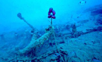 Scoperto il relitto di un galeone del '500 nelle acque di Camogli
