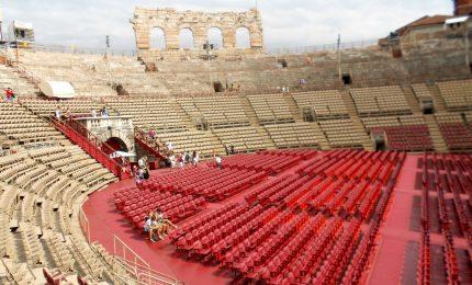 L'Arena di Verona riparte il 25 luglio dal Festival d'Estate 2020