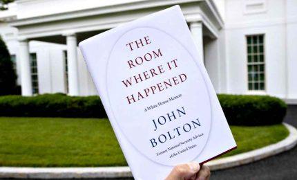Schiaffo a Trump, libro di Bolton va pubblicato. Ora la Casa Bianca trema