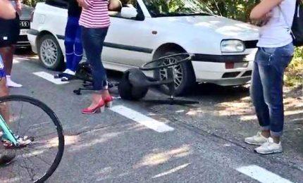 Zanardi, l'autista del camion: sono a terra ma non è colpa mia. Tanti interrogativi dall'inchiesta