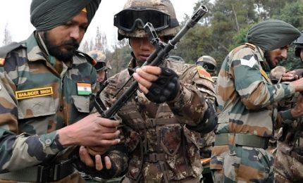 Cina e India sull'orlo dello scontro in parte contesa del Kashmir