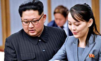 Seoul vuol riavviare dialogo con NordCorea, puntando su sorella di Kim